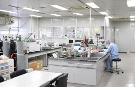 製粉製品検査室